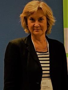 Ylva Skoogh Senior Advisor/Partner på Integrate Strategy presenterar studie på IST2017